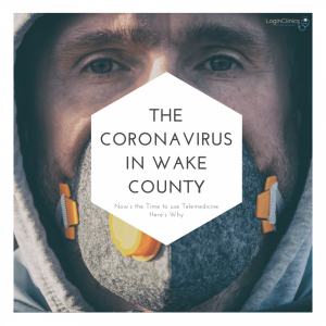 The Coronavirus Appears in Wake County, North Carolina: Now is the time to use telemedicine