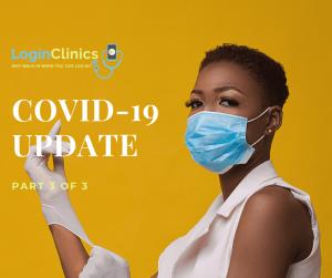 COVID-19: Update 3 of 3