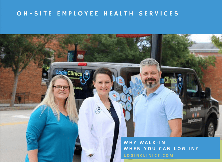 Mobile Employee Health Services – LoginClinics, PLLC