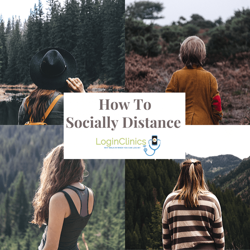 How To Distance Socially without Detaching