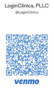 LoginClinics PPLC Venmo QR-Code
