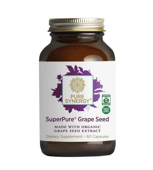 Pure Synergy SuperPure® Grape Seed Extract
