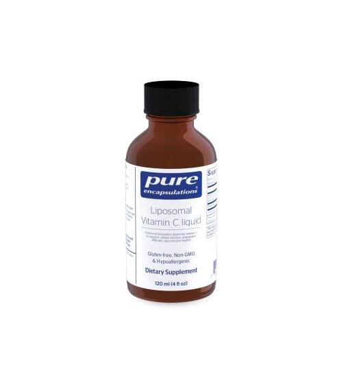 Pure Encapsulations Liposomal Vitamin C Liquid