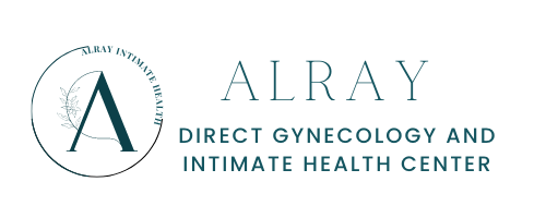 Alray Direct Gynecology and Intimate Health Center Logo